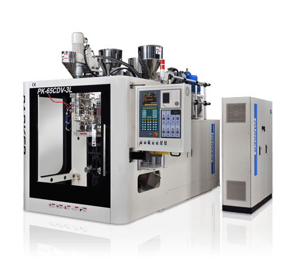 Extrusion Blow Molding Machine Model PK-TL Series Product Image