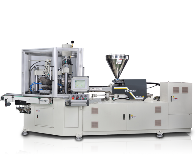Injection Blow Molding Machine Model PK-IB Series Product Image